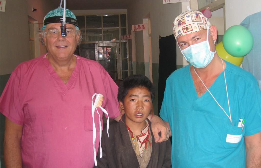 Dottor Giancarlo Liguori - Chirurgo Plastico a Torino - Missioni Volontariato Chirurgia Plastica 2